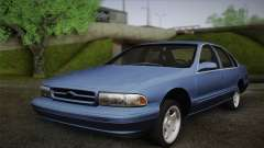 Chevrolet Impala 1996 for GTA San Andreas