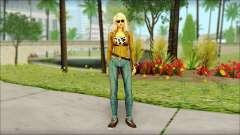 Eva Girl v1 for GTA San Andreas