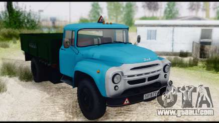 ZIL 130 Training for GTA San Andreas