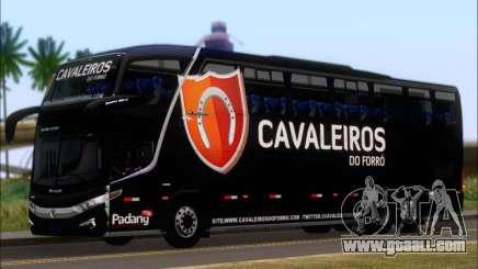 Marcopolo Paradiso G7 1600LD Scania K420 for GTA San Andreas