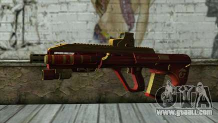 AUG A3 from PointBlank v1 for GTA San Andreas
