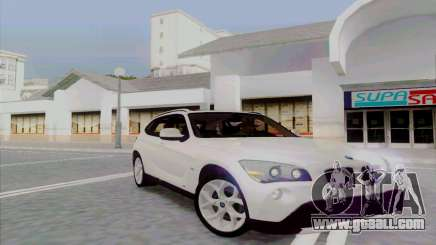 Bmw X1 for GTA San Andreas