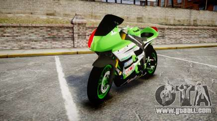 Kawasaki Ninja ZX-10R for GTA 4