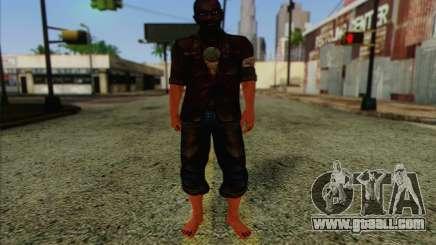 Dennis Rogers (Far Cry 3) for GTA San Andreas