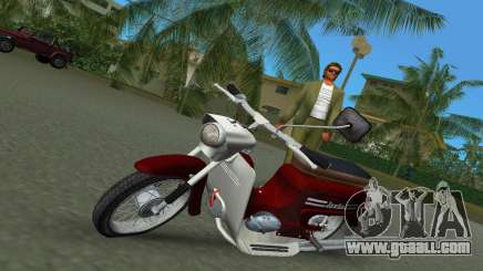Jawa Type 20 Moped for GTA Vice City