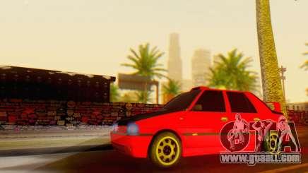 Dacia Super Nova Tuning for GTA San Andreas