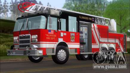 Pierce Arrow XT TFD Ladder 1 for GTA San Andreas