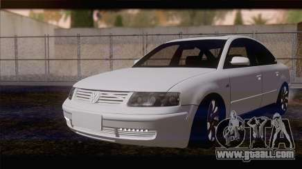 Volkswagen Passat B5 for GTA San Andreas