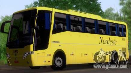 Busscar Elegance 360 Viacao Nordeste 8070 for GTA San Andreas