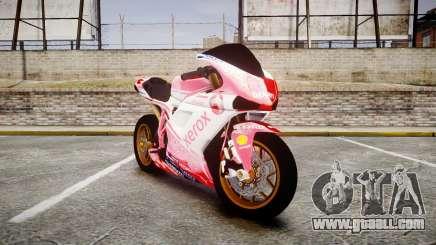 Ducati 1198 R for GTA 4
