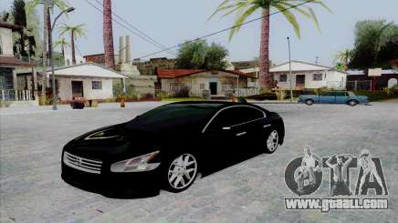 Nissan Maxima for GTA San Andreas
