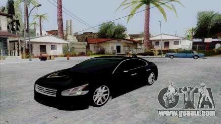 Nissan Maxima for GTA San Andreas
