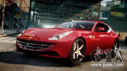Ferrari FF 2011 v1.5 for GTA 4