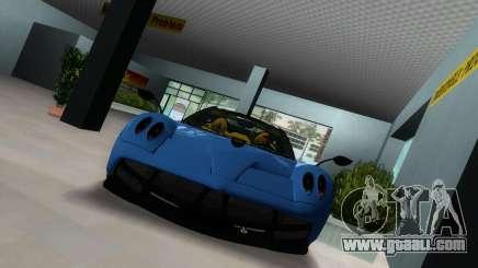 Pagani Huayra 2012 for GTA Vice City