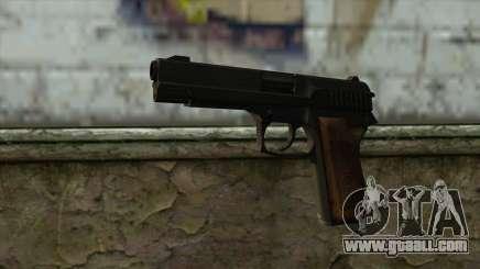 TheCrazyGamer Bernardelli P18 for GTA San Andreas