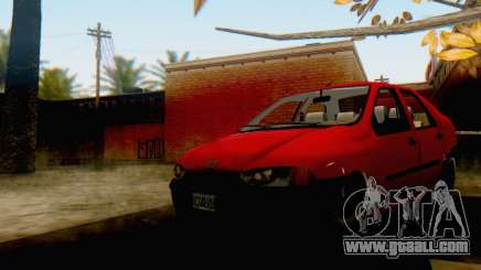 Fiat Siena 1998 for GTA San Andreas