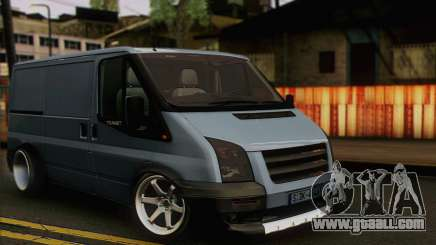 Ford Transit Limited Edition for GTA San Andreas