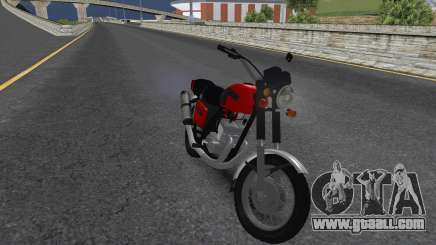 IZH Jupiter 5 for GTA San Andreas