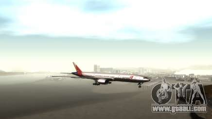 Boeing 777-280ER Asiana Airlines for GTA San Andreas