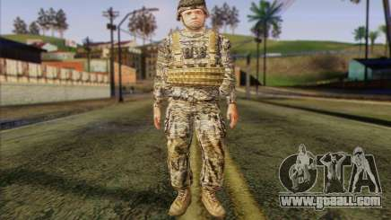 Soldiers of the U.S. Army (ArmA II) 1 for GTA San Andreas