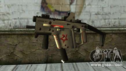 Kriss Super from PointBlank v2 for GTA San Andreas
