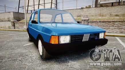 Fiat 147 Spazio-TR for GTA 4