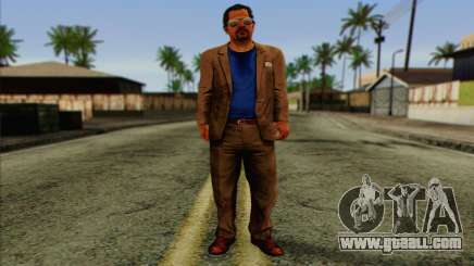 Willis Huntley from Far Cry 3 for GTA San Andreas