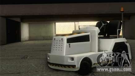 Airtug FlyUS (IVF) for GTA San Andreas