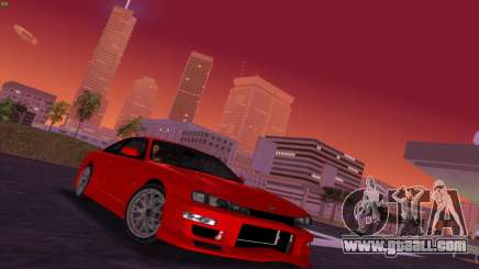 Nissan Silvia S14 RB26DETT Black Revel for GTA Vice City