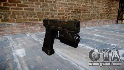 Pistol Glock 20 ce digital for GTA 4