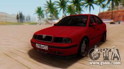 Skoda Octavia for GTA San Andreas