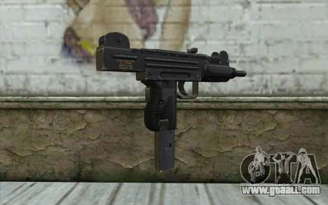Mac 10 for GTA San Andreas second screenshot