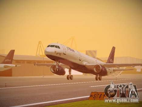 Airbus A321-232 jetBlue Woo-Hoo jetBlue for GTA San Andreas