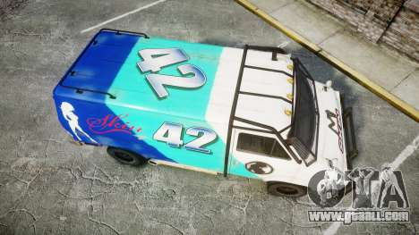 Kessler Stowaway Skin for GTA 4 right view