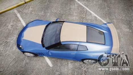 GTA V Invetero Coquette for GTA 4 right view