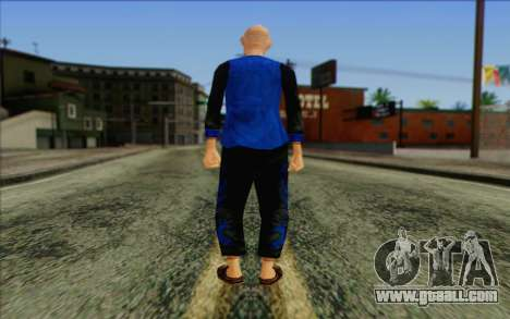 Squad member AI Skin 5 for GTA San Andreas second screenshot