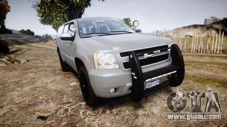 Chevrolet Suburban [ELS] Rims2 for GTA 4