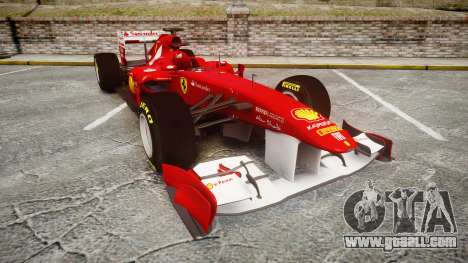 Ferrari 150 Italia Track Testing for GTA 4