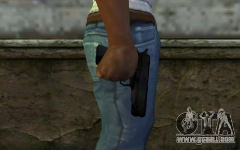 Pistol from Cutscene for GTA San Andreas third screenshot