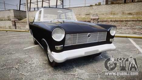 FSO Warszawa Ghia 1959 for GTA 4