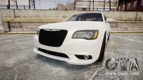 Chrysler 300 SRT8 2012 PJ SRT8 for GTA 4