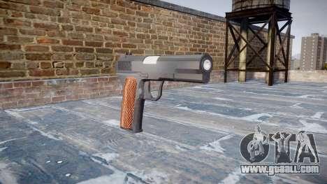 Gun TT for GTA 4