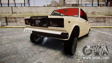 VAZ-2107 Azerbaijani style for GTA 4