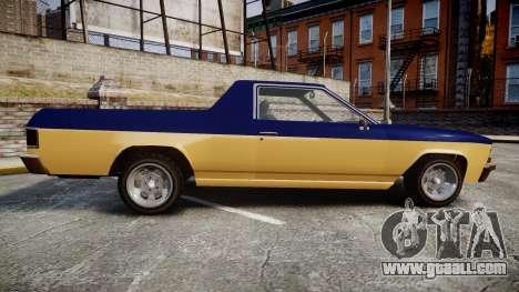 GTA V Cheval Picador for GTA 4 left view