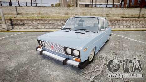 VAZ-2106 (Lada 2106) for GTA 4