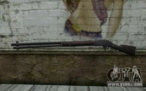 Winchester 1873 v4 for GTA San Andreas