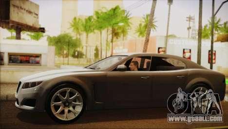 Lampadati Felon (IVF) for GTA San Andreas