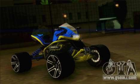ATV Quad for GTA San Andreas