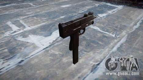 Gun Ingram MAC-10 for GTA 4 second screenshot