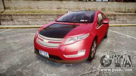 Chevrolet Volt 2011 v1.01 rims1 for GTA 4